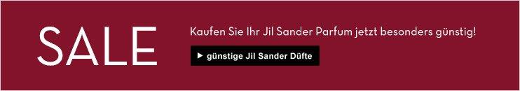Jil Sander Düfte günstig
