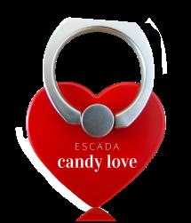 Escada Candy Love Anhänger goodie