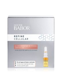 BABOR Doctor Babor Boost Cellular Glow Booster Bi-Phase Ampoules Gesichtsserum