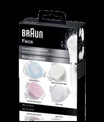 Braun FaceSpa 810 Ersatzbürste