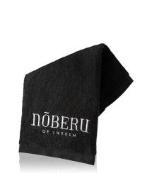 Nõberu of Sweden Face Towel Black Goodie