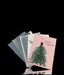 Jil Sander Weihnachtskartenset Goodie