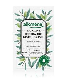 alkmene Bio Olive Gesichtsmaske