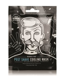 BARBER PRO Post Shave Cooling Tuchmaske