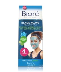 Bioré Blaue Agave + Backpulver Gesichtsmaske