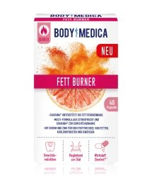 BodyMedica Fett Burner Nahrungsergänzungsmittel