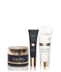 Eclat Skin London Gold 24K Gesichtspflegeset