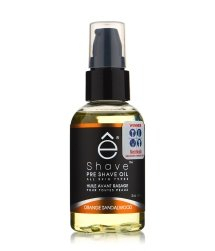 eShave Orange Sandelholz Pre Shave Öl
