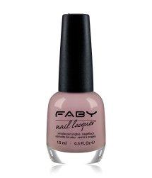 FABY Cream Nagellack