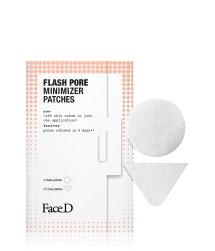 Face D Flash Pore Reinigungspads