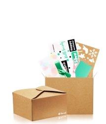 flaconi DIY-Geschenkverpackung Geschenkverpackung