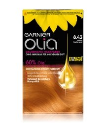 GARNIER OLIA 8.43 Helles Kupfergold Haarfarbe