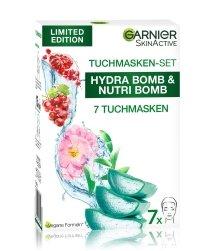 GARNIER SkinActive Hydra Bomb & Nutri Bomb Gesichtspflegeset