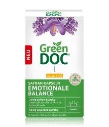 GreenDoc MOOD Nahrungsergänzungsmittel