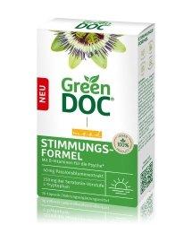 GreenDoc Stimmungsformel Nahrungsergänzungsmittel