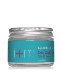 i+m Naturkosmetik Freistil Sensitiv Deodorant Creme