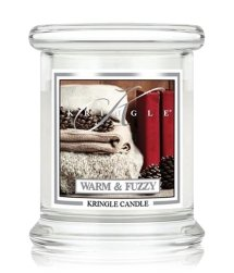Kringle Candle Warm & Fuzzy Duftkerze