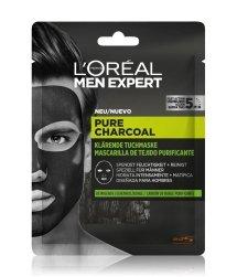 L'Oréal Men Expert Pure Charcoal Tuchmaske