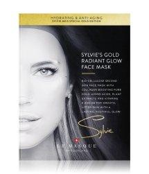 Le Masque Switzerland Sylvie's Gold Radiant Glow Gesichtsmaske