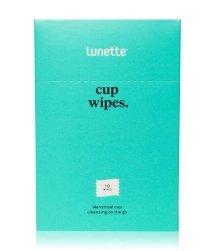 Lunette Cupwipes Reinigungspads
