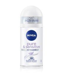 NIVEA Pure & Sensitive Deodorant Roll-On