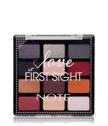 NOTE Love At First Sight Lidschatten Palette