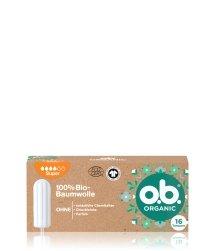 o.b. Organic Tampon
