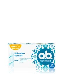 o.b. Pro Comfort Tampon