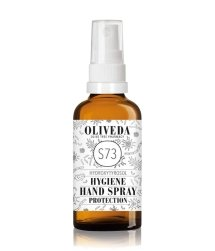 Oliveda Body Care Händedesinfektionsmittel