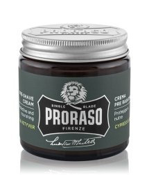 PRORASO Cypress & Vetyver Pre Shave Lotion