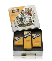PRORASO Wood and Spice Rasierset