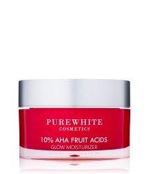 Pure White Cosmetics 10% AHA Fruit Acids Gesichtscreme