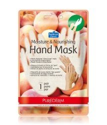 PUREDERM Moisture & Nourishing Handmaske