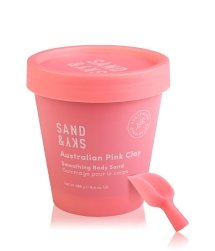 Sand & Sky Australian Pink Clay Körperpeeling