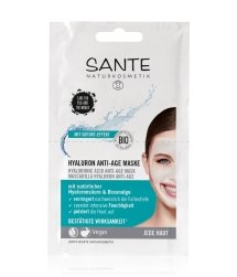Sante Hyaluron Anti-Age Gesichtsmaske