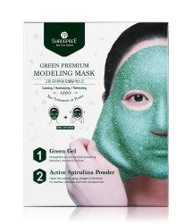 Shangpree Green Premium Gesichtsmaske
