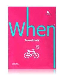 when Travelmate Tuchmaske