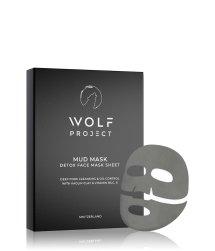 Wolf Project Schlamm-Masken Tuchmaske