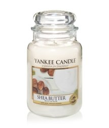 Yankee Candle Shea Butter Duftkerze