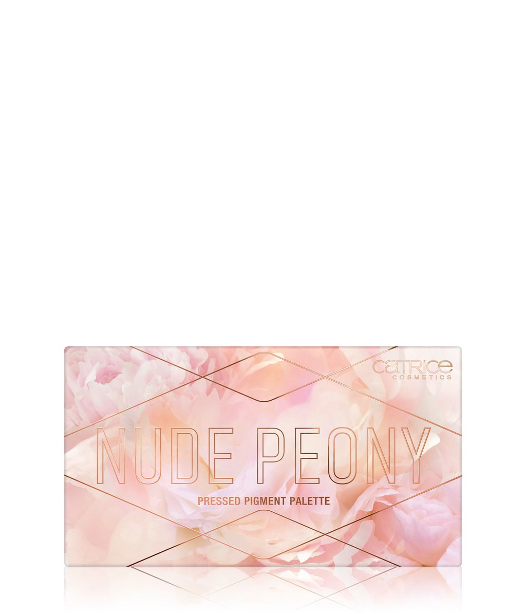 Nude Peony Pressed Pigment Palette ♥ CATRICE COSMETICS