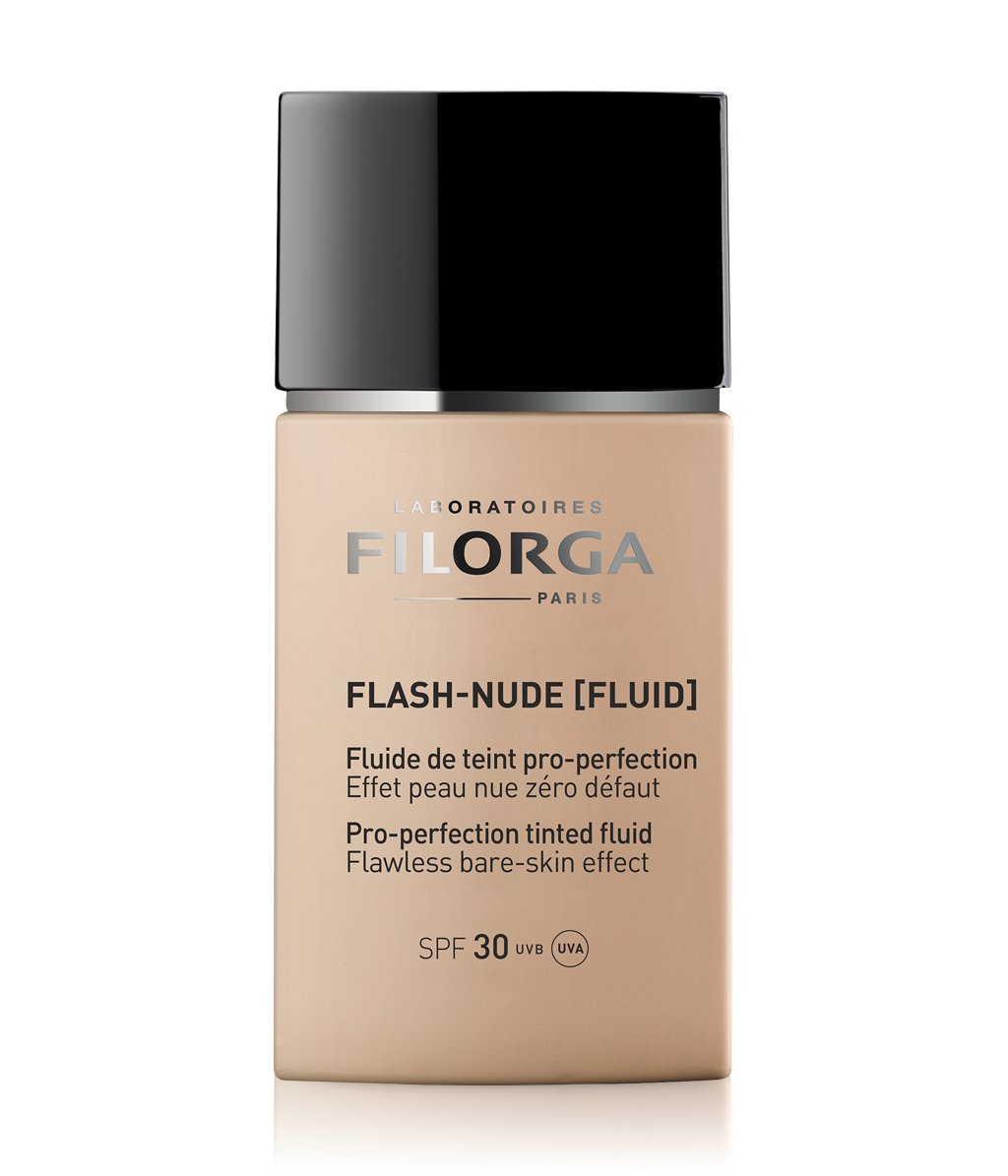 Flydende makeup foundation Flash-Nude Filorga (30 ml) 00