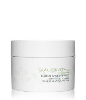 Charlotte Meentzen Kräutervital Blüten-Creme mit UV-Schutz Gesichtscreme für Damen