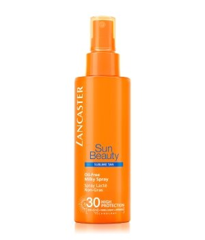 Lancaster Sun Beauty Oil Free Milky Spray SPF 30 Sonnenspray für Damen