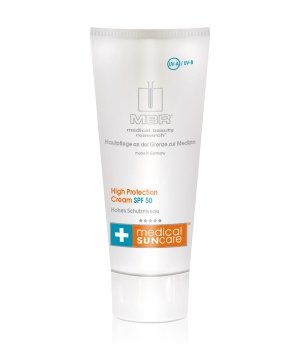 MBR Medical Sun care High Protection Cream SPF 50 Sonnencreme für Damen