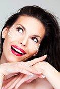 Gelungenes Glitzer Make-Up