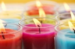 Kerzen mit außergewöhnlichen Düften