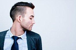 Haargel für lässige Styles