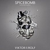 Das Werbegesicht zum Vikot & Rolf Duft Spicebomb