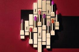 Alle Farben von YSL Lippenstifte