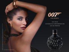 James Bond 007 for Woman Visual